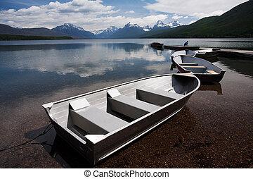 mcdonald, Jezioro