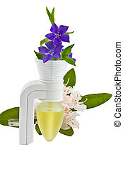 Spring Time Air Freshener - Room air fresher with wild...