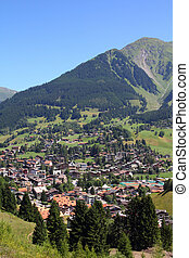 Graubunden, Switzerland - Klosters - beautiful Swiss town...