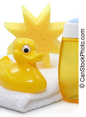 yellow baby spa