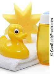 yellow baby spa