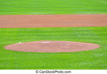 Baseball Mound