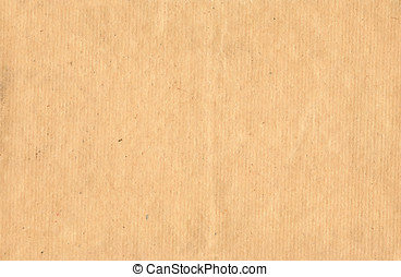 Kraft paper - Sheet of kraft paper. Good file for background...