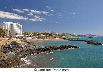 Playa de las Americas Tenerife Island, Canaries