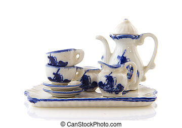 Dutch crockery - Dutch souvenir crockery for drinking coffee...