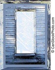 doorway to winter - the doorway to winter is a very cold...