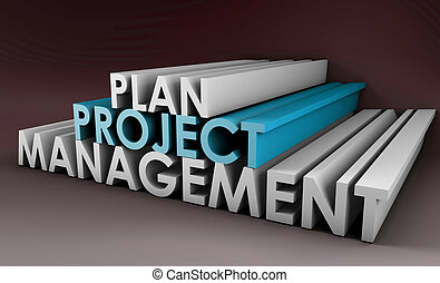 Project Planning and Management in 3D Format