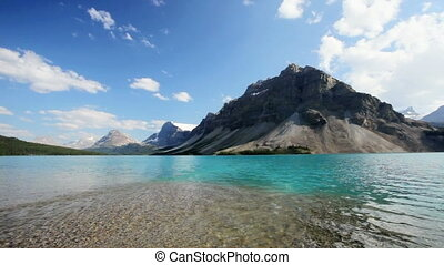 Bow Lake - Banff National Park, Canada, Bow Lake