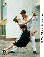 Latino dance