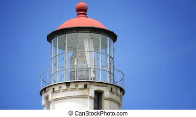 Cape Blanco Lighthouse - Light in the Cape Blanco...