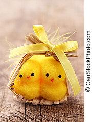 鶏, 2, 黄色