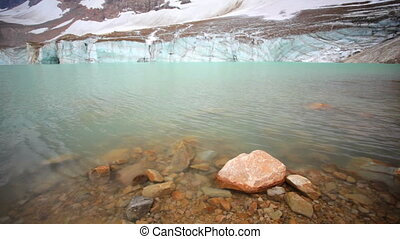 Melting Angel Glacier