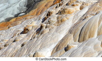 Palette Spring 2 - Palette Spring in the Mammoth Hot Springs...
