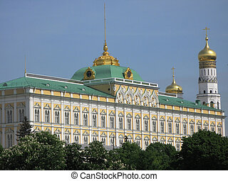Kremlin Palace in Moscow