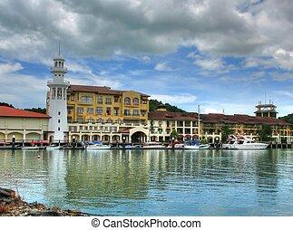 Port of Langkawi