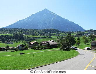 Mount Niesen, Switzerland
