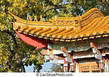 Chinese pagoda