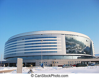 Sport arena Minsk, Belarus