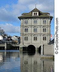 Zurich Cityhall