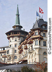 Luxury Swiss Hotel