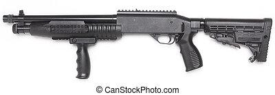 pump rifle
