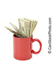dollars in cap