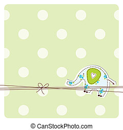 Greeting card with copy space - Greeting card with copy...