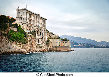 Oceanographic Museum, Monaco - Photo of the Oceanographic...