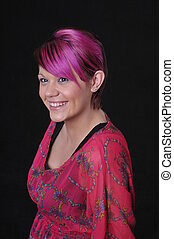 20 something cute looking female portrait - photo 20...