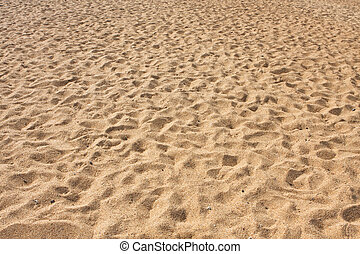 beach sand - yellow beach sand