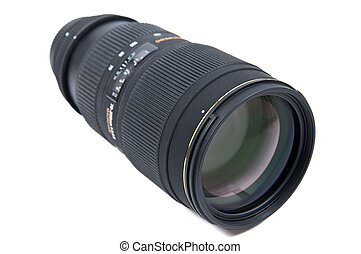 proffesional telephoto lens