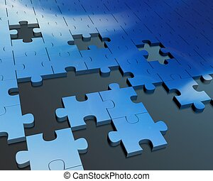 puzzle - Jigsaw Puzzle.