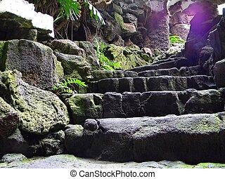 Stairway to light - Nice stairway