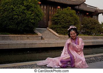 chinas Schnheit - chinesin