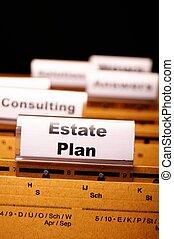 real estate plan