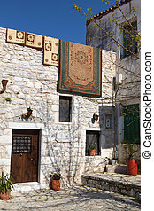Old traditional house at Greece