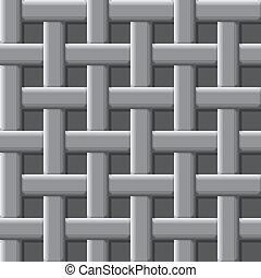 Interweaving lines - texture vector eps8 - Interweaving...