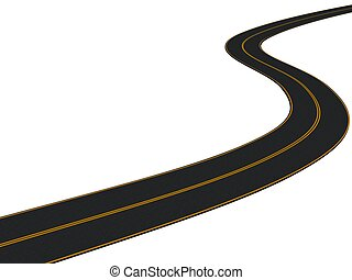 Long winding road Illustrations and Clip Art. 869 Long ...