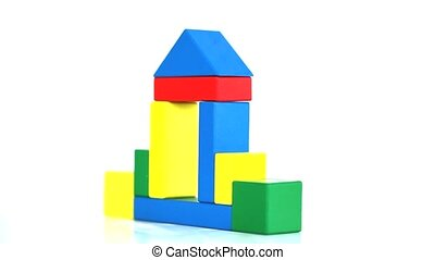Construction of childrens coloured - Childrens coloured...