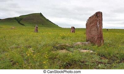Stones 3 - prehistoric stone circle