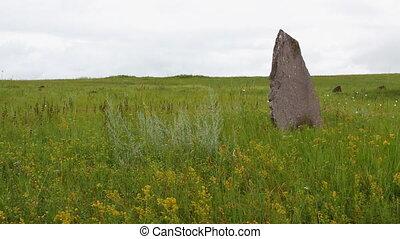 Stones 7 - prehistoric stone circle
