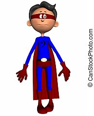 Toon Figure Super Hero