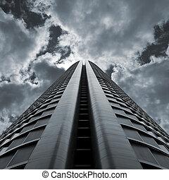 Dramatic Skyscraper
