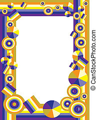 Abstract  frame - Abstract frame