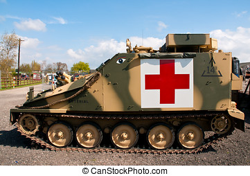 Armoured Vehicle - Samaritan armoured Ambulance