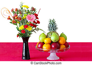 Flower and Fruits - Flowers and fruits for ancestor...