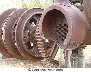 bicentenario, mineros, parque, Australia