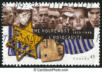 postage stamp - CANADA - CIRCA 1996: stamp printed by...