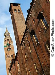 Cathedral tower bell, Cremona - Cathedral tower bell called...