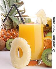 fruit juice - exotic fruit juice